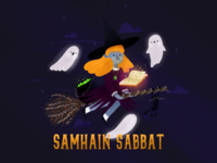 Ghost, Witch and Sabbat