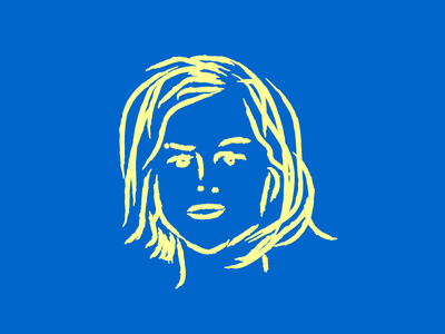 Self-Portrait face illustrator illustration portrait