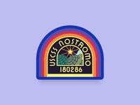 Nostromo Crew Patch