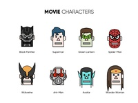 Movie Characters 2