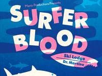 Surfer Blood Poster