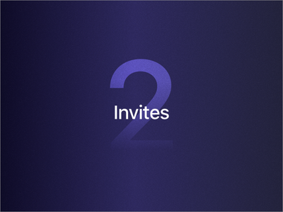[GIVEAWAY] Dribbble Invites present giveaway minimal sketch design christmas holiday invite