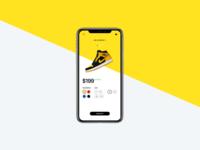iPhone X Minimal Store