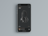 B&O Beoplay Concept Connect App