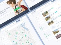 Education web platform