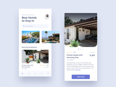Hotel Booking #DailyUI #day067