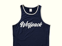 Wolfpack Logotype