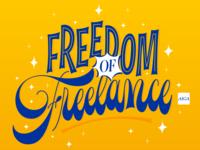 Freedom of Freelance!