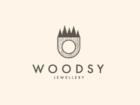Logo for Woodsy. Vol 3