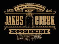 Jakes Creek Moonshine Apparel