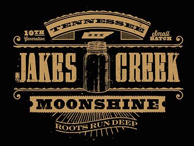 Jakes Creek Moonshine Apparel corn liquor shine tennessee knoxville tn wears valley moonshine
