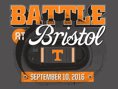 Battle at Bristol T-Shirts