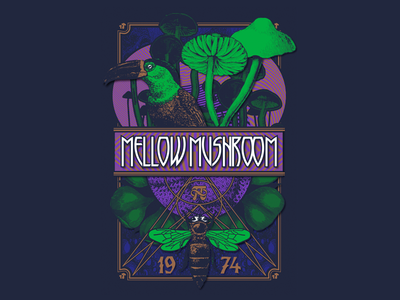 Mellow Mushroom Apparel