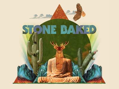 Elder's Temple mushroom mellow mushroom mellow psychedelic hawk cactus stag pizza
