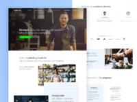 Increasecard homepage