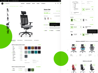 Office Chairs Configurator