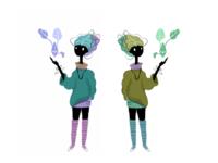 Lettuce Ladies