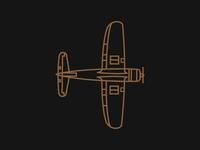 Flat Hat Plane