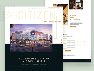 The Citizen Website