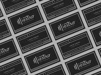 Miestro Businesscards
