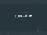 Room to Roam Layout