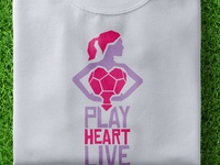 Soccer Benefit Logo