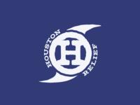 Houston Relief Logo Concept