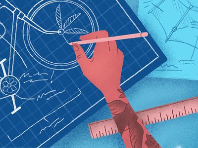 WooCommerce Template Customizer digital art art procreate design editorialillustration illustration