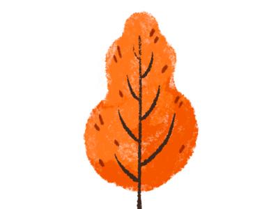 Tree <3 procreate ipad paint texture draw digital art drawing illustrator illustration