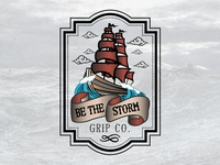 Be The Storm