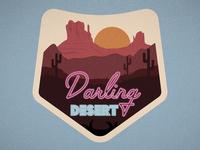 Darling Desert
