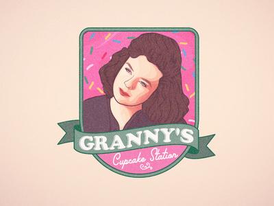 Grannys Cupcake Station