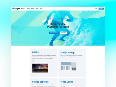 Graphic design. Landing page header landing illustration graphic ui ux design system presentation site