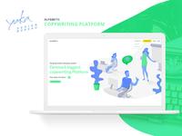 Alfaveto.dk - Copywriter Platform