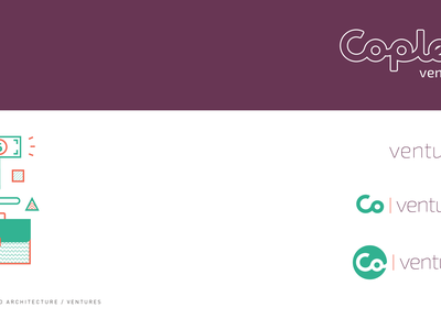 Coplex Brand Architecture business accelerator startup community ventures studios logos branding identity architecture brand coplex