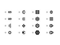 Hardware Company Logomarks