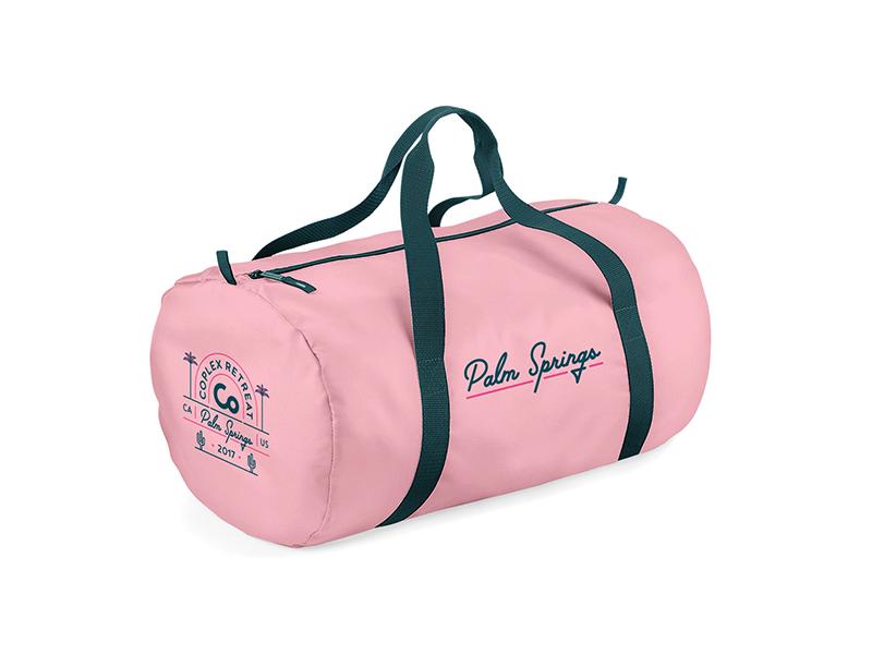 Coplex retreat bag