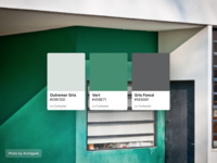 Le Corbusier Colours mobile paint color palette ux frey fabian figma sale gratis free library kit ui design painting architectural architecture corbusier colours