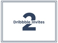 Flash Dribbble invites!