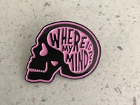 Where Is My Mind Enamel Pin