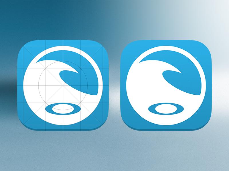 Surfreport icon