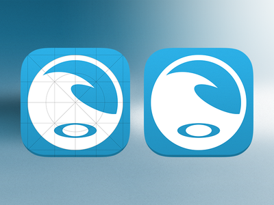 Surf Report App Icon