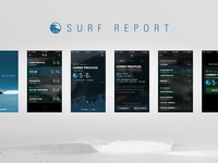 Surfreport screens halfpixels