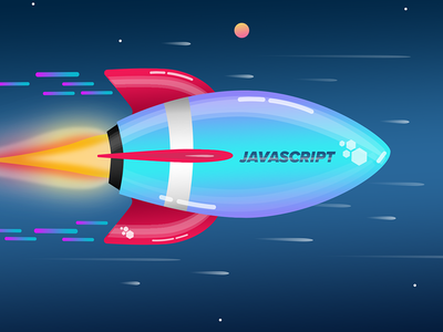 Sift Science Javascript Speed Boost space planet blog launch learning machine sift javascript rocket