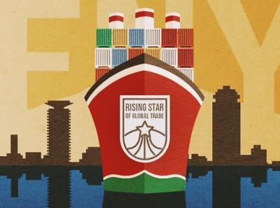Kenya Rising Star kenya blog illustration
