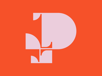 P dailytype illustrator typography experimental typography type typeface 36daysoftype 36daysoftype07 36days lettering vector