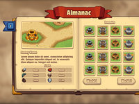 Legends TD Almanac