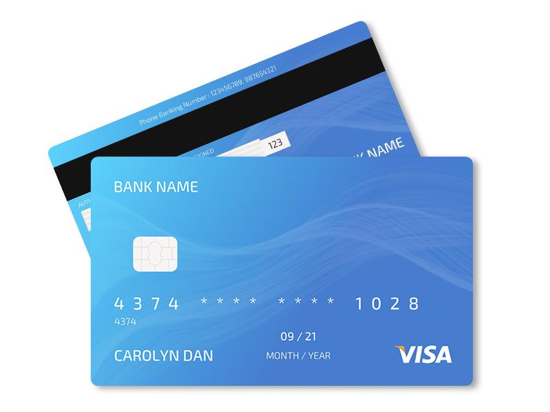 Card Design debit card card credit card