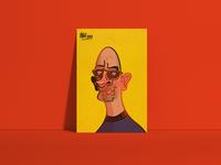 Omar - Element Human company caricatures