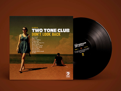 Two Tone Club – Don't Look Back LP Artwork
